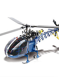 Hélicoptère RC 6Canaux -