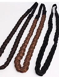 Мода простой головной убор плетеный оголовье 2 цвета доступны