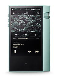 MP3Player64GB Jack da 3,5 mm Scheda TF 128GBdigital music playerTocco