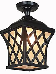 varanda rural lâmpada jardim americano pátio pátio porta do corredor led exterior impermeável grape droplight