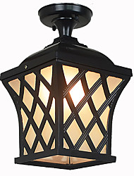 rural balcón lámpara americana jardín patio patio pasillo puerta llevó exterior impermeable uva droplight