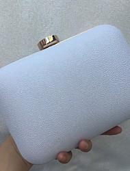 New Women's Fashion PU/Leather Formal Event/Party Wedding Evening Bag/Handbag/Clutch with Diamonds