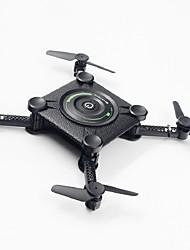 Dron HC651W 4 Canales 6 Ejes Con la cámara de 0,3 MP HD Retorno Con Un Botón Vuelo Invertido De 360 Grados Quadcopter RC Mando A