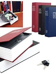 креативные английские книги strongarmer копилка карты с предохранителями коробки день рождения сберегательные сейфы сейфы ramdon цвет