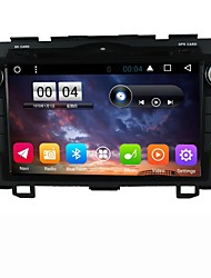 2 din capacitive touch lcd coche dvd player android 6.0 para honda crv 2008-2011