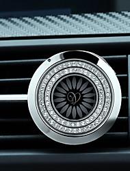 coche perfume ornamento agua bo li xin milagro yue movimiento temprano en la mañana encuentro automotriz purificador de aire