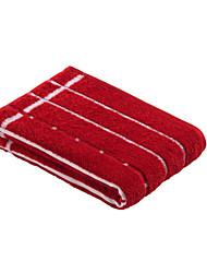 Полотенца для мытья,В полоску Высокое качество Полиэстер /хлопок Полотенце