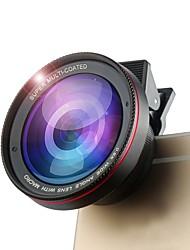 объективы объективов для смартфонов ktele 0.6x широкоугольный объектив 12.5x макрообъектив для ipad iphone huawei xiaomi samsung