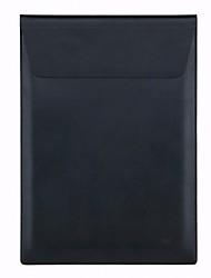 Сумка для ноутбука xiaomi 12,5-дюймовая черная кожа pu