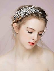 Vannerie Strass Alliage Casque-Mariage Occasion spéciale Fête/Soirée Serre-tête Accessoires pour Cheveux 1