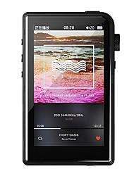 De alta fidelidadPlayerNo Conector 3.5mm Tarjeta TF 256GBdigital music playerBotón Táctil