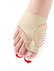 1pair dedo del pie grande hallux valgus corrector orthotics cuidado de los pies