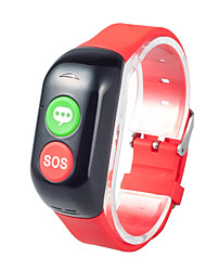 bluetooth smart bracelet ios android iphone водостойкий / водонепроницаемый долгого ожидания шагомеры голосовой контроль здравоохранение