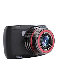 W600 HD 1280 x 720 1080p Full HD 1920 x 1080 140 Degree Car DVR Generalplus1248 3inch LCD Dash Camforuniversal Night Vision G-Sensor