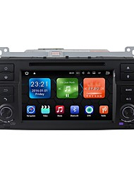 android 7.1.2 carro dvd player sistema multimídia 7 polegadas quad core wifi ex-3g dab para bmw e46 1998-2006 we7062