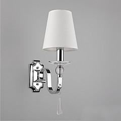 Krystal Væg Lamper,Moderne/samtidig E12/E14 Metal