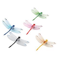 bunte Libelle geformten Magnete (5-Pack)