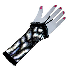 Elbow Length Fingerless Glove Nylon Party/ Evening Gloves Spring / Summer / Fall