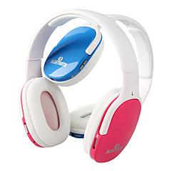 Wireless Over-ear Bluetooth Stereo Headphones