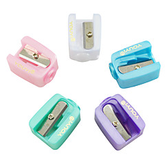 5PCS Rare Effective Pencil Sharpener Machine for the Eyebrow Pencil