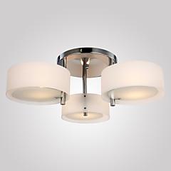 Max 60W Takmonteret ,  Moderne / Nutidig Krom Feature for Ministil Metal Stue / Soveværelse / Læseværelse/Kontor