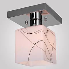 Max 40W Unterputz ,  Zeitgenössisch Galvanisierung Feature for Ministil Metall Küche