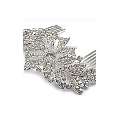 Women's Alloy Headpiece-Wedding / Special Occasion / Outdoor Hair Combs Clear