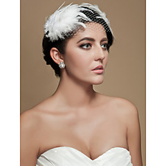 Femme Tulle Casque-Mariage / Occasion spéciale Coiffure