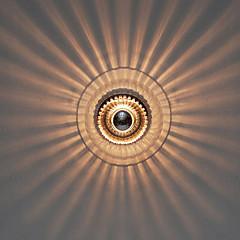 40W moderne künstlerische Wandleuchte mit Glas Schatten Schlagschatten Ray of Light Funktion