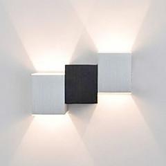 Erröten-Einfassung Wandleuchten-LED / Ministil / Birne inklusive-Modern/Zeitgemäß-Metall