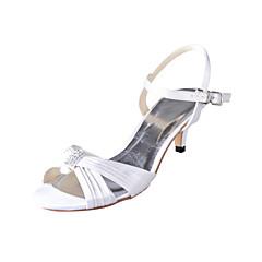Scarpe da sposa - Sandali - Tacchi - Matrimonio - Avorio / Bianco - Da donna