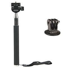אביזרים לגו פרו חצובת רגל אחת / מתלהל-מצלמת פעולה,GoPro Hero 5 / כל פלסטיק / פלדת על חלד