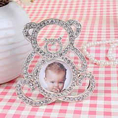 Garden Theme / Fairytale Theme Chrome Photo Frames Silver