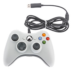 Wired USB gamepad controller til Microsoft Xbox 360 & Slim PC Windows