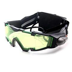 Night Vision Goggles s Flip-out modrá LED světla