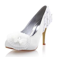 Women's Wedding Shoes Heels/Platform Heels Wedding/Party & Evening White