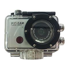 Câmara de Acção / Câmara Esportiva 5MP 3264 x 2448 WIFI Impermeável USB CMOS 32 GB H.264 50 M Universal