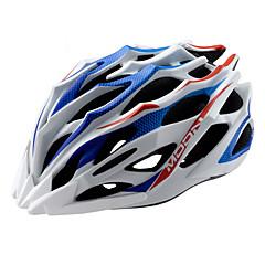 MOON Unisex Jezdit na kole Helma 28 Větrací otvory Cyklistika Horská cyklistika Silniční cyklistika Rekreační cyklistika CyklistikaL: