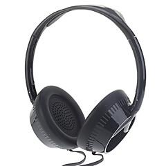 KE-500 Stereo-Kopfhörer für Computer / Media Player (Weiß, Schwarz)
