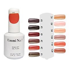 UV Gel Kleurrijke Nagellak (15ml, 1 fles)
