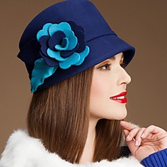 Women's Wool Headpiece-Wedding / Special Occasion / Casual Hats