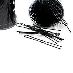 U Clamp Wave Chuck Hårnål U Hårnål frisørsaloner værktøjer