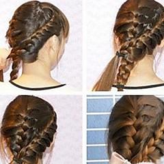 lureme®fashion皿髪のツール(ランダムカラー)