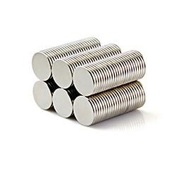 Magnetiske leker 50 Deler 10*1 MM Magnetiske leker Byggeklosser Super Strong Sjelne Jordarter Magneter Administrative LekerKubisk