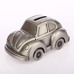 Personalized  Ring Bearer Car Ashbury Metal Piggy Bank