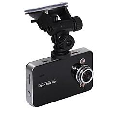 Bil DVR Videokamera Kamera K6000 1080p Full HD nattesyn 140 Angle Lens med 2,7 TFT LCD-skærm G-Sensor