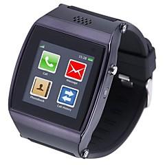 """Aoluguya de 1,55 """"écran tactile montre téléphone intelligent avec podomètre bluetooth anti-perte (couleurs assorties)"""