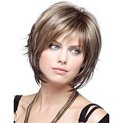Women  lady  Short  Synthetic  Hair Wigs