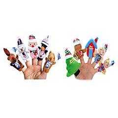 Spielzeuge Fingerpuppe Spielzeuge Neuheiten - Spielsachen Jungen / Mädchen Gewebe