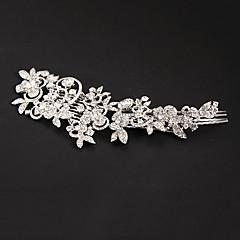 Women's Platinum Headpiece-Wedding / Special Occasion Flowers